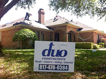DUO Contractors Residential Roofing Gallery Image