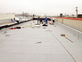 DUO Contractors Commercial Roofing Gallery Image